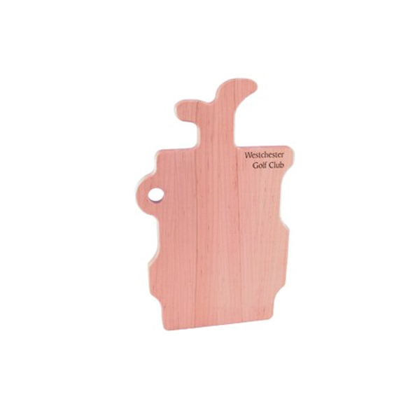 Custom Imprinted Wood Shaped Cutting Boards!