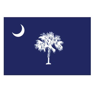 South Carolina State Shaped Promotional Items -