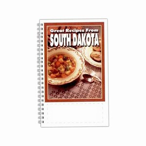South Dakota State Shaped Promotional Items -