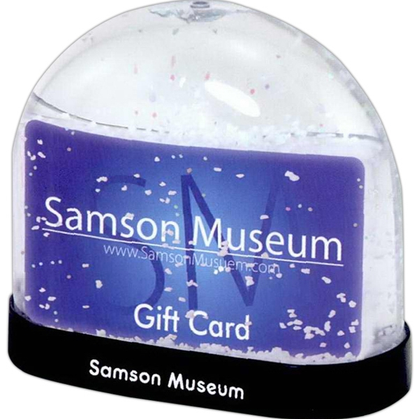 Customized customized-souvenir-snow-globes