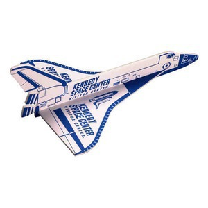 Custom Airplanes - Space Shuttle Foam Airplanes