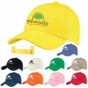Promotional Items on Special - Specially Priced Caps and Hats