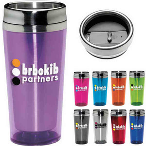 Custom Printed Specially Priced Travel Mugs!