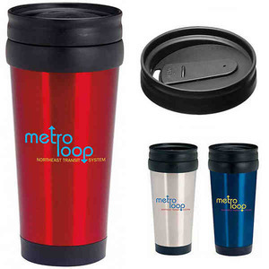 Promotional Items on Special - Specially Priced Travel Mugs