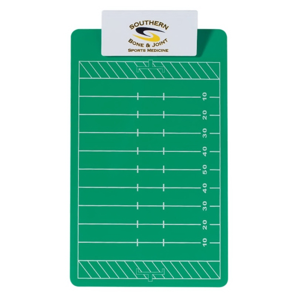 Customized Clipboards Football Design!