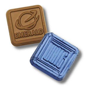 Square Shaped Promotional Items - Square Shaped Candies