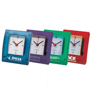 Square Shaped Promotional Items - Square Shaped Clocks
