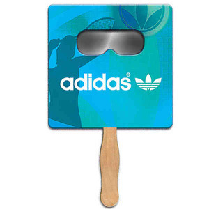 Square Shaped Promotional Items - Square Shaped Fans