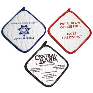 Square Shaped Promotional Items - Square Shaped Pot Holders