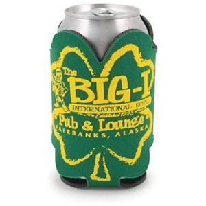 St. Patrick's Day Themed Promotional Items - St. Patrick's Day Holiday Can Coolers