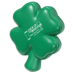 St. Patrick's Day Themed Promotional Items - St. Patrick's Day Holiday Stress Relievers