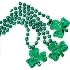St. Patrick's Day Themed Promotional Items - St. Patrick's Day Necklaces