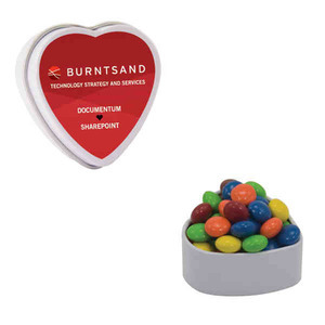 St. Valentine's Day Themed Promotional Items - St. Valentine's Day Heart Shaped Mint Packages