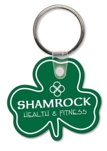 St. Patrick's Day Themed Promotional Items - St. Patrick's Day Holiday Keychains And Keytags