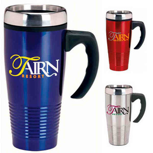 Stainless Steel Travel Mugs -