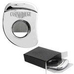 Custom Imprinted Stainless Steel Blade Cigar Cutters