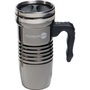 Stainless Steel Dual Wall Travel Mugs -