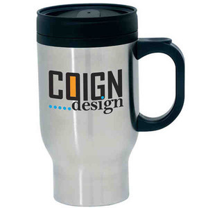 Custom Imprinted Stainless Steel Mugs!