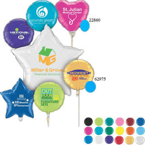 Star Shaped Promotional Items - Star Shaped Balloons