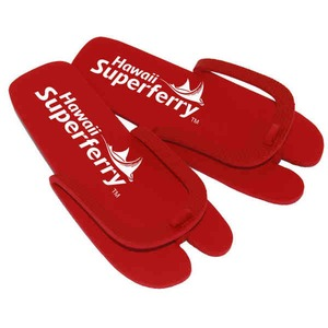 Custom Imprinted Stock Design Flip-Flops!