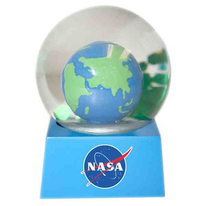 Stock Snow Globes - Stock Environmental Snow Globes