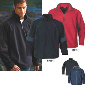 Custom Embroidered Stormtech Eclipse Bonded Fleece Pullovers