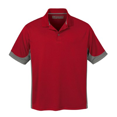 Stormtech performance cruise short sleeve polo golf shirts for Personalised logo polo shirts