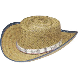 07c8dd0242821 Straw Child Size Cowboy Hats - Custom Decorated Promotional Items ...