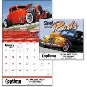 Appointment Calendars - Street Rods Appointment Calendars