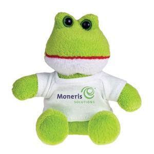 Customized Frog Stuffed Plush Animals