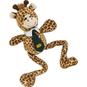 Personalized Stuffed Giraffes