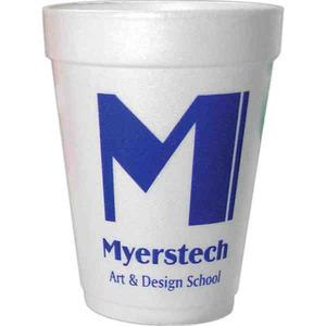 Custom Imprinted Styrofoam Cups!