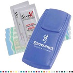 Custom Imprinted Sunscreen Pocket Boxes