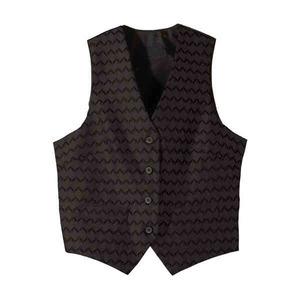 Custom Made Swirl Brocade Vests!
