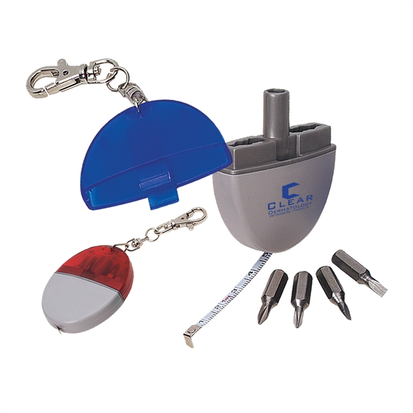 1 Day Service Tools - 1 Day Service Oval Shaped Tool Kits