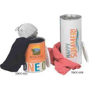 Cans - T-Shirt Filled Cans