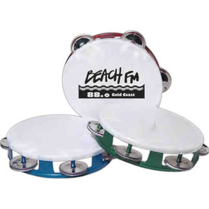 Music Themed Items - Tambourine Music Themed Items