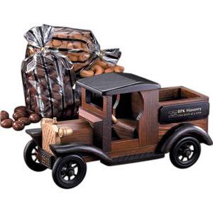 Custom Printed Tank Truck Vehicle Themed Food Gifts!