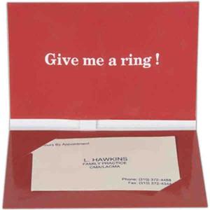 Custom Designed Telephone Ringing Sound Cards!