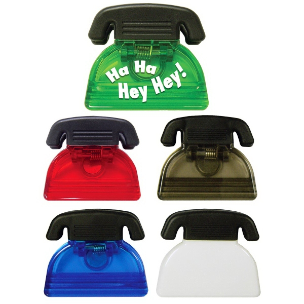 Custom Printed Canadian Manufactured Phone Magnetic Memo Clips!