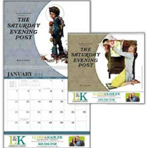 Appointment Calendars - The Saturday Evening Post Appointment Calendars