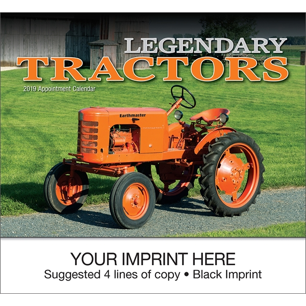 Appointment Calendars - Antique Tractors Appointment Calendars