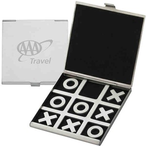 Custom Imprinted Tic Tac Toe Games