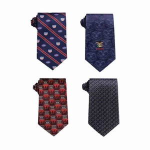 Custom Imprinted Woven Polyester Ties