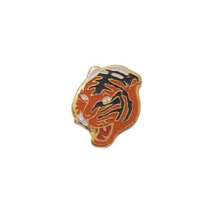 Custom Imprinted Tiger Mascot Pins!