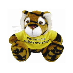 Tiger Mascot Promotional Items -