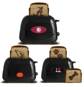 Custom Imprinted Toasters!