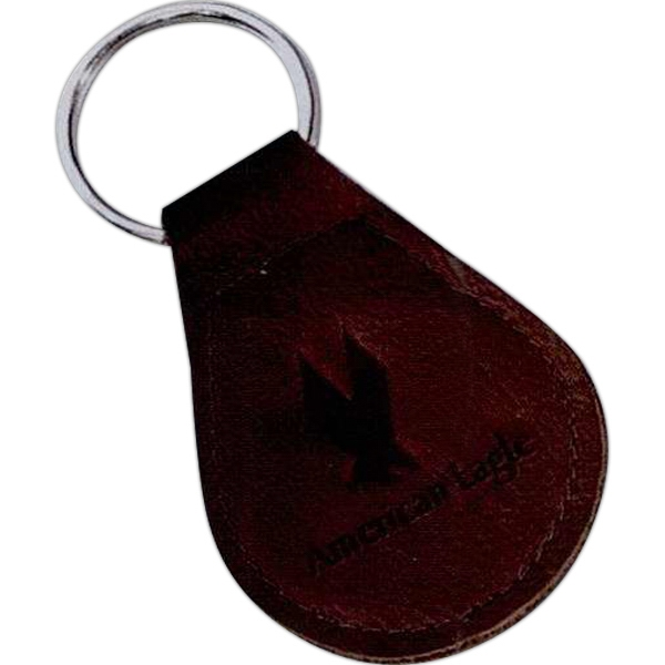 Custom Designed Canadian Manufactured Executive Leather Fobs