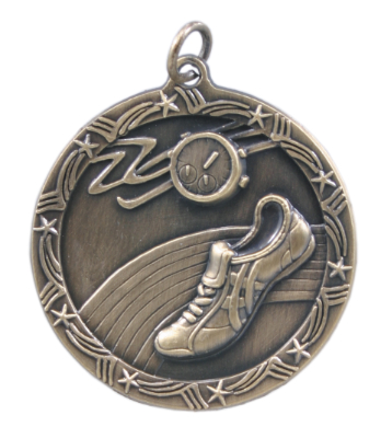 Track Medals -