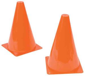 Custom Imprinted Traffic Cones!